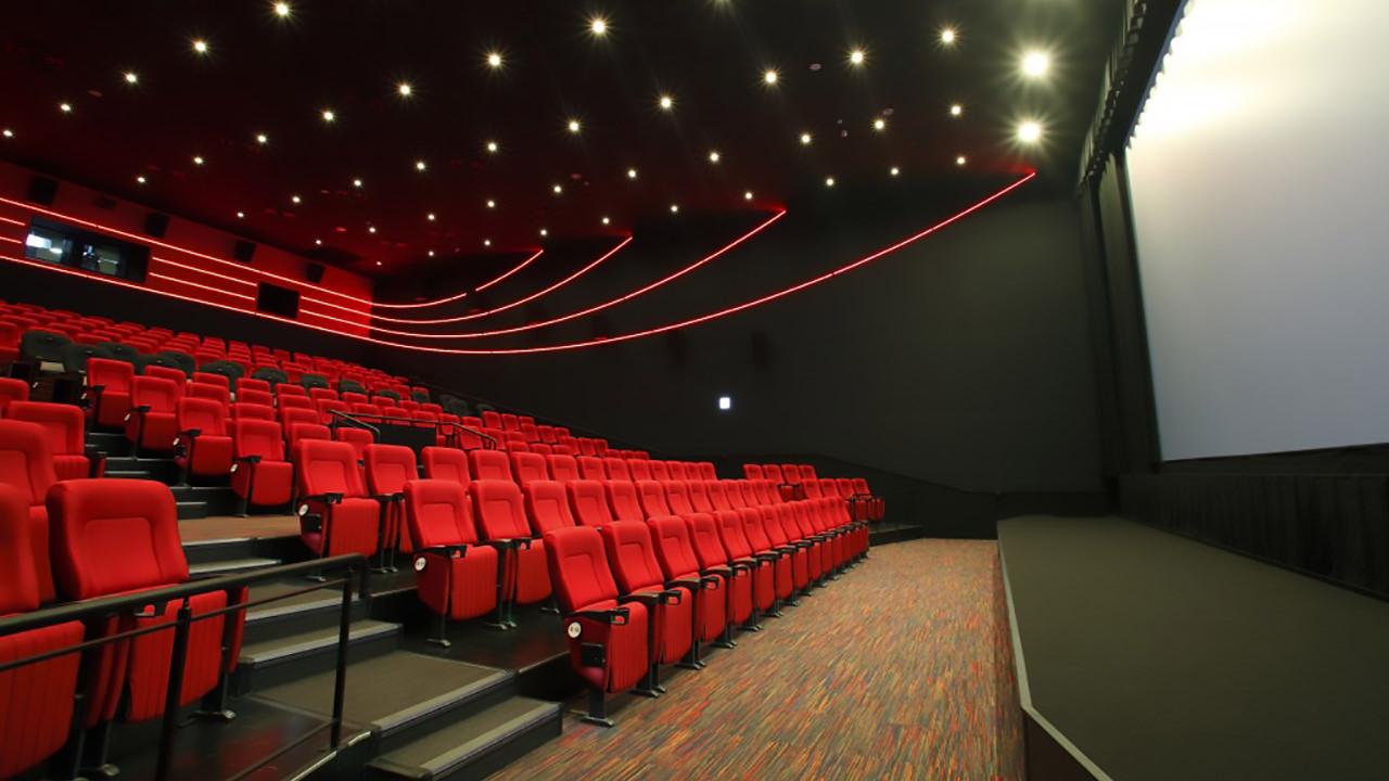 سالن های سینما - اردبیل سینما
