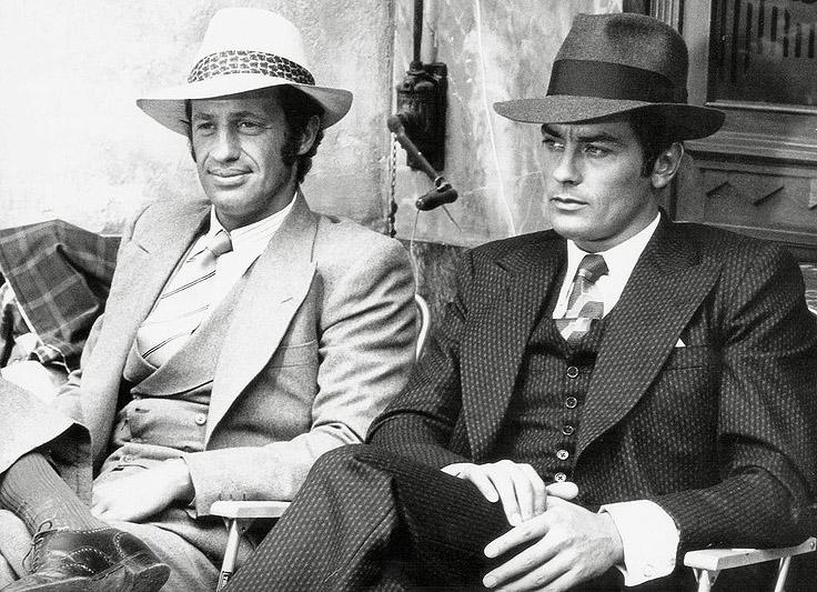ژان پل بلموندو - سمت چپ