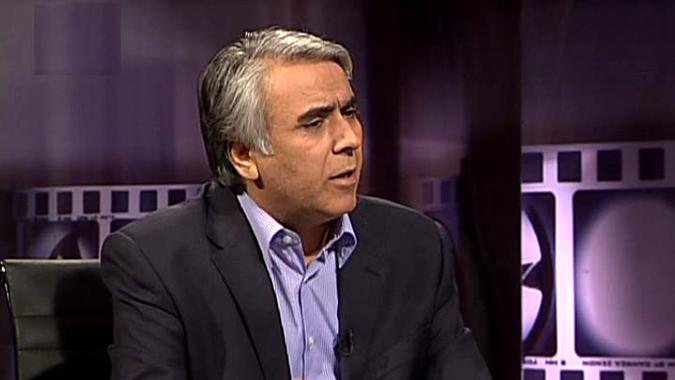 سید ضیا هاشمی رییس جامعه صنفی تهیه کنندگان