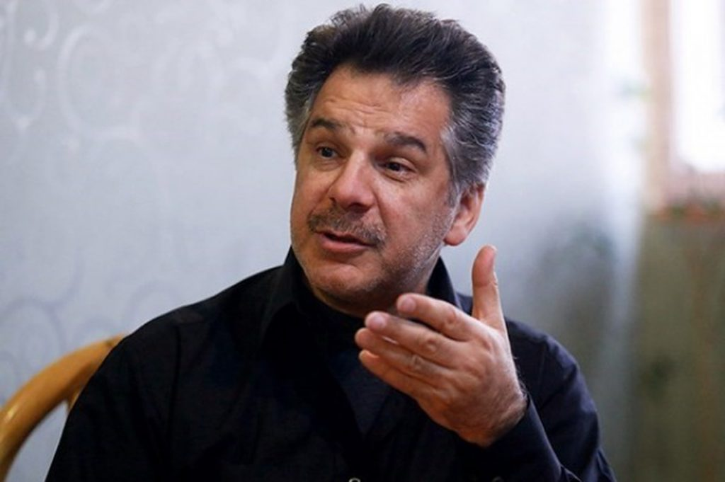 محمدحسین فرحبخش تهیهکننده و کارگردان سینما