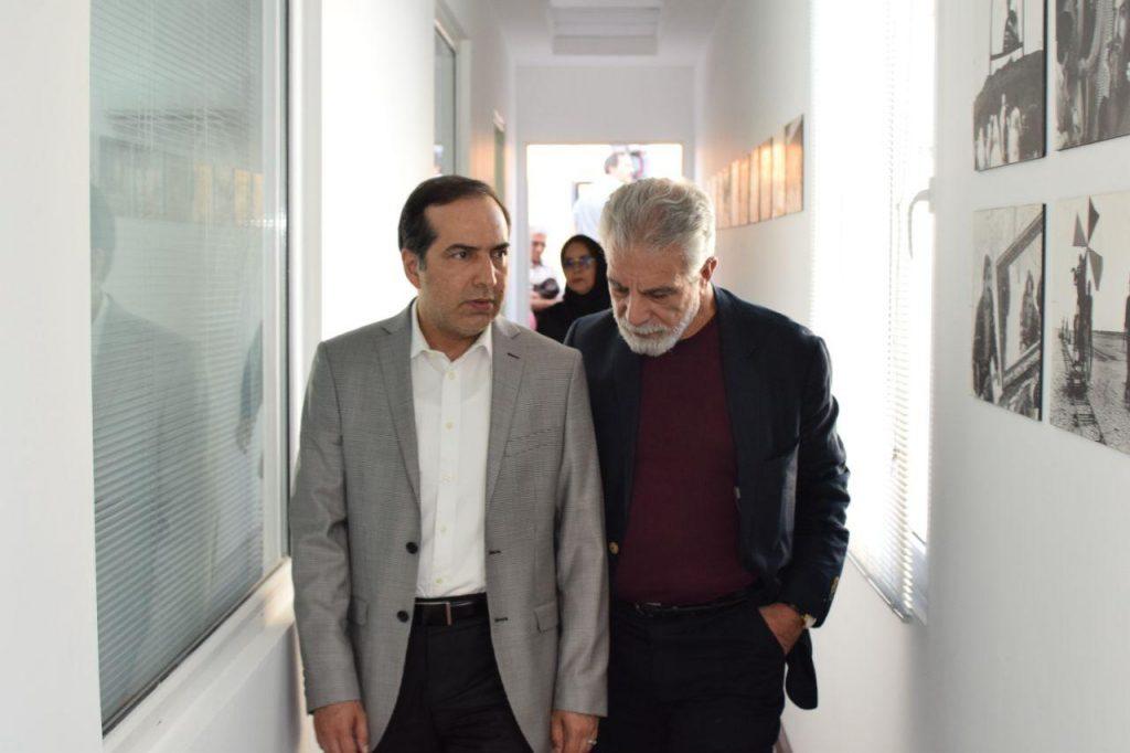 حسین انتظامی و شهسواری