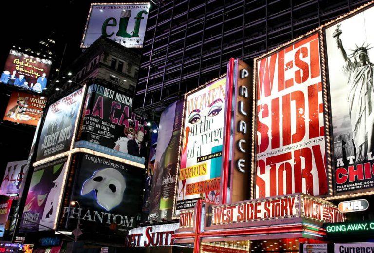 بازگشایی سالنهای سینما و تئاتر نیویورک