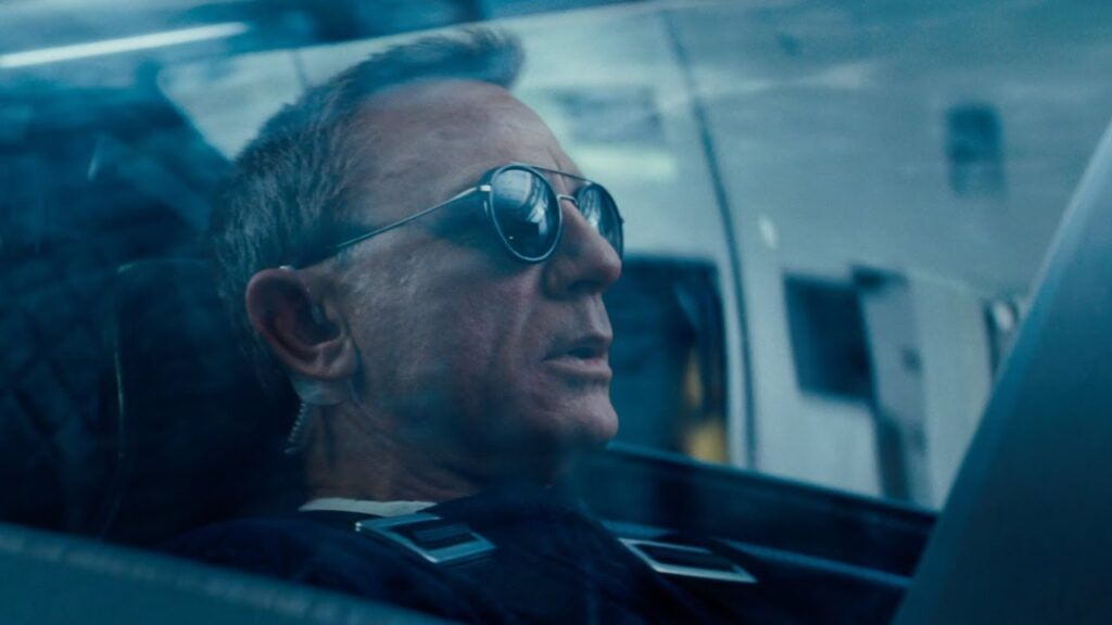 فیلم سینمایی زمانی برای مردن نیست - اکران بیست و پنجمین فیلم جیمز باند