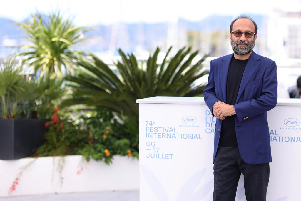 اصغر فرهادی با فیلم قهرمان در جشنواره فیلم کن
