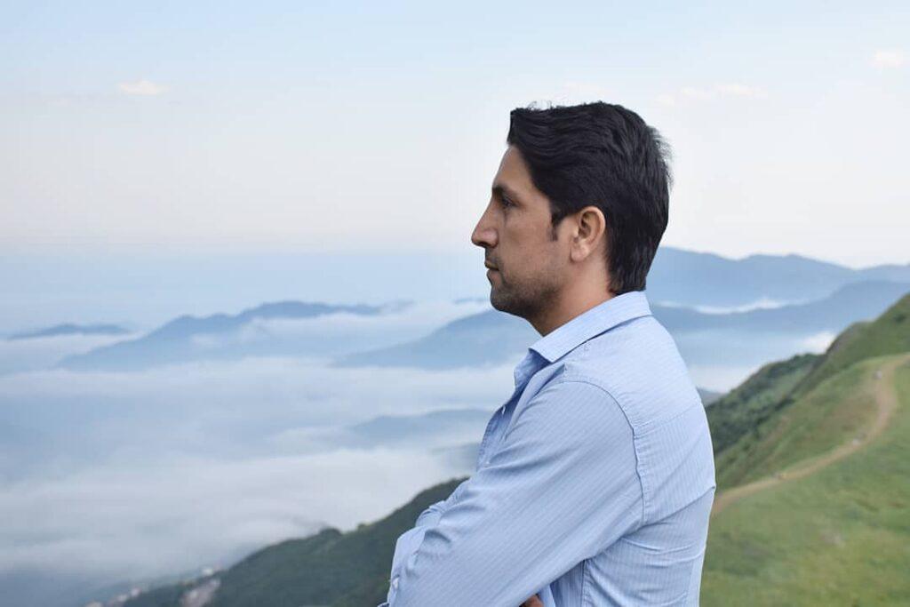 شاهین جلالی - مدرس سینما - نویسنده و کارگردان
